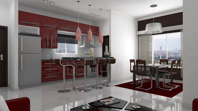 3D - Curso Arquitectura Interior Govstudio