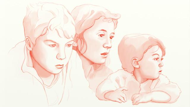 Ilustración - Retrato