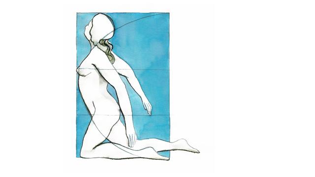 Ilustración - Ninfa Aurea