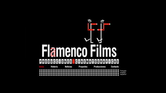 Flamenco Films - Diseño y maquetación