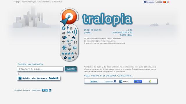Tralopia - Diseño y maquetación