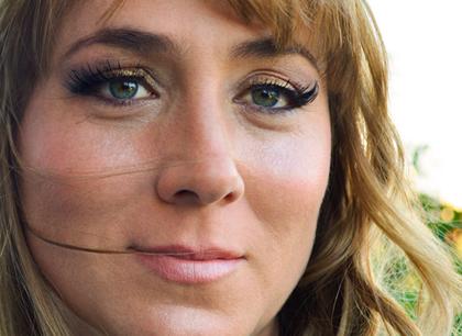 Ojos dorados – Maquillaje Social