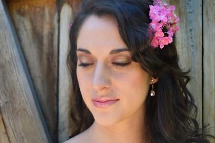 Primaveral Hortensia - Maquillaje Novia 05