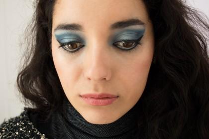 Ojos - Maquillaje Años 6 06