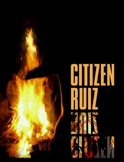 Citizen Ruiz - Póster - Filmotech