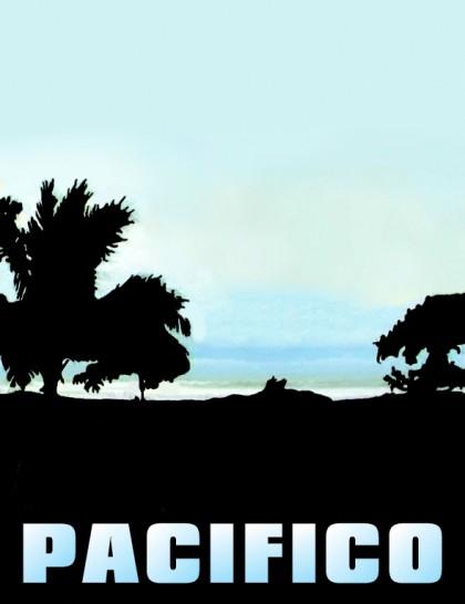 Pacifico - Póster - Filmotech