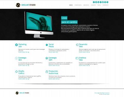 Sinclair Sstudio 01