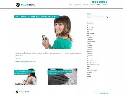Sinclair Sstudio 06